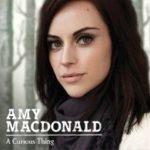 Cover - Amy MacDonald – A Curious Thing (Re-Release)