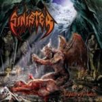 Cover - Sinister – Legacy Of Ashes
