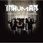 Cover - Inhuman – This Is Not A Warning