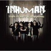 Inhuman - This Is Not A Warning - CD-Cover