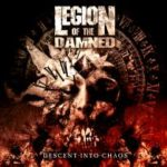 Cover - Legion Of The Damned – Descent Into Chaos