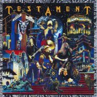Testament - Live At The Fillmore (Re-Release) - Cover