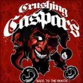Crushing Caspars - Back To The Roots…Nevertheless Up To Date - CD-Cover