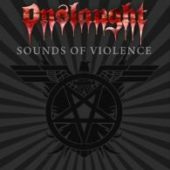 Onslaught - Sounds Of Violence - CD-Cover