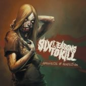 Six Reasons To Kill - Architects Of Perfection - CD-Cover