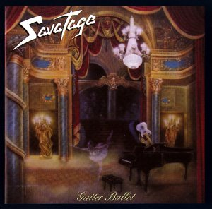 Savatage - Gutter Ballett - Cover