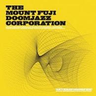 The Mount Fuji Doomjazz Corporation - Anthropomorphic - Cover