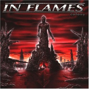 In Flames - Colony - Cover