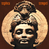Tephra - Tempel - CD-Cover