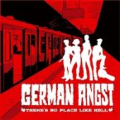 German Angst - There`s No Place Like Hell (Demo) - CD-Cover