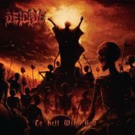 Deicide - To Hell With God - Cover