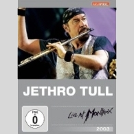 Jethro Tull - Live At Montreux (Kultur-Spiegel-Edition) - Cover