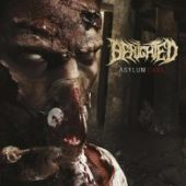 Benighted - Asylum Cave - CD-Cover