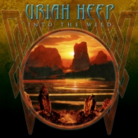 Uriah Heep - Into The Wild - Cover