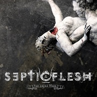Septicflesh - The Great Mass - Cover