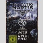 Cover - Saltatio Mortis – 10 Jahre – Wild und Frei (DVD)