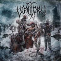 Vomitory - Opus Mortis VIII - Cover