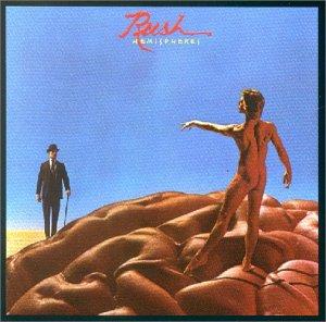 Rush - Hemispheres - Cover