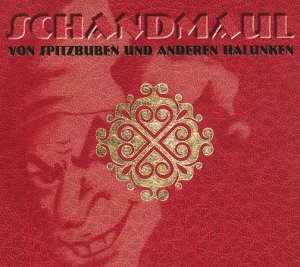 Schandmaul - Von Spitzbuben und anderen Halunken - Cover