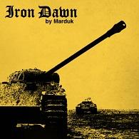 Marduk - Iron Dawn (EP) - Cover