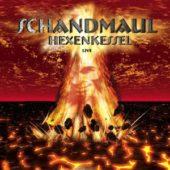Schandmaul - Hexenkessel (live) - CD-Cover