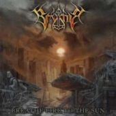 Brymir - Breathe Fire To The Sun - CD-Cover