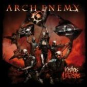 Arch Enemy - Khaos Legions - CD-Cover