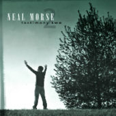 Neal Morse - Testimony 2 - CD-Cover