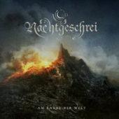 Nachtgeschrei - Am Rande der Welt - CD-Cover
