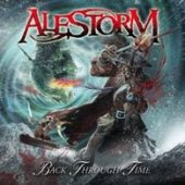 Alestorm - Back Through Time (+) - CD-Cover