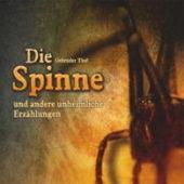 Gebrüder Thot - Die Spinne - CD-Cover
