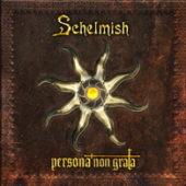 Schelmish - Persona Non Grata - CD-Cover