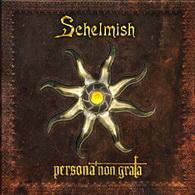 Schelmish - Persona Non Grata - Cover