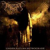 Forgotten Tomb - Under Saturn Retrograde - CD-Cover