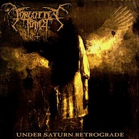 Forgotten Tomb - Under Saturn Retrograde - Cover