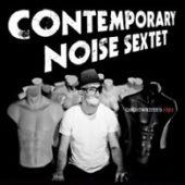 Contemporary Noise Sextet - Ghostwriter's Joke - CD-Cover