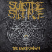 Suicide Silence - The Black Crown - CD-Cover