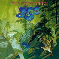 Yes - Fly From Here - Cover