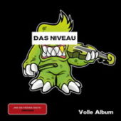 Das Niveau - Volle Album - CD-Cover