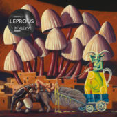 Leprous - Bilateral - CD-Cover