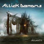Cover - Attick Demons – Atlantis