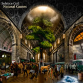 Solstice Coil - Natural Causes - CD-Cover