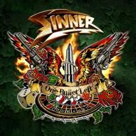 Sinner - One Bullet Left - Cover