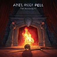 Axel Rudi Pell - The Ballads IV - Cover