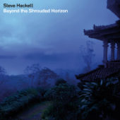 Steve Hackett - Beyond the Shrouded Horizon - CD-Cover
