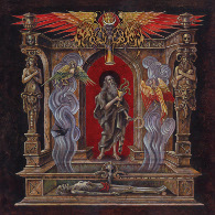 Nightbringer - Hierophany Of The Open Grave - Cover