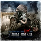 Generation Kill - Red White And Blood - CD-Cover
