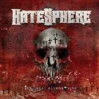 Hatesphere - The Great Bludgeoning - Cover
