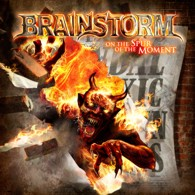 Brainstorm - On The Spur Of The Moment - Cover