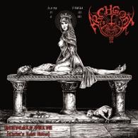 Archgoat - Heavenly Vulva (Christ's Last Rites) - Cover